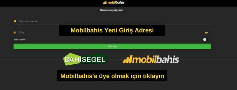 Mobilbahis Yeni Giriş Adresi